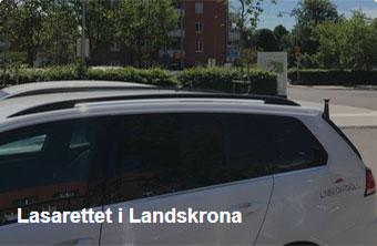 Referens Skyddsventilation - Lasarettet i Landskrona