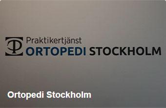 Referens Skyddsventilation - Ortopedi Stockholm